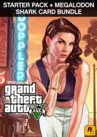 GTA V con Pack De Inicio Negocios Criminales Y Tarjeta Megalodonte