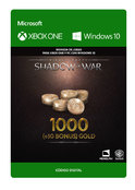 Middle Earth Shadow Of War 1050 de Oro