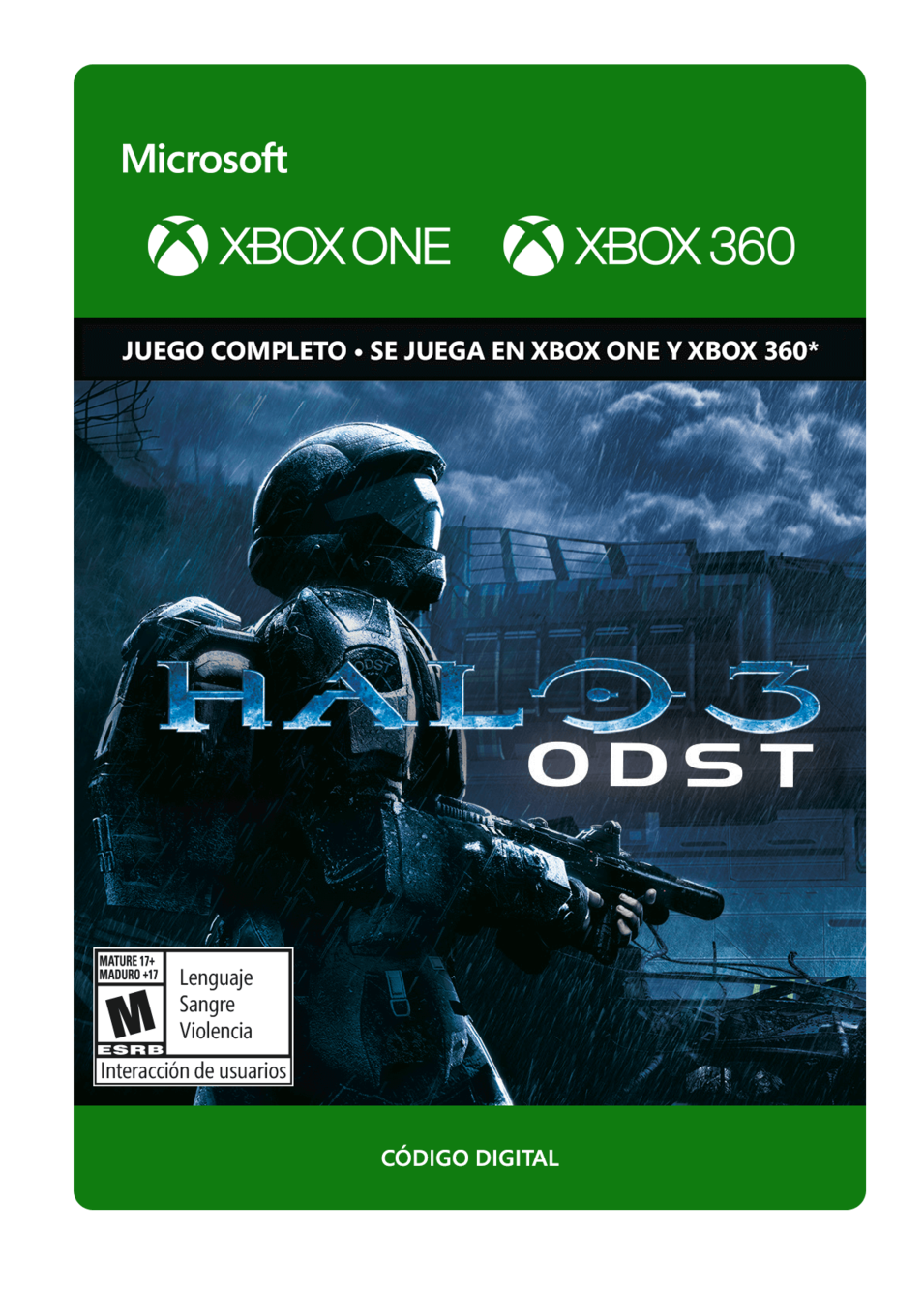 Halo 3: ODST Campaign Edition