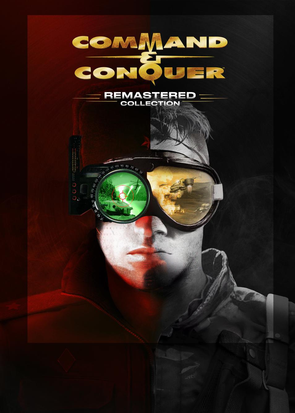 Command & Conquer Remastered Collection(ANZ+ASIA+NCSA) - Origin