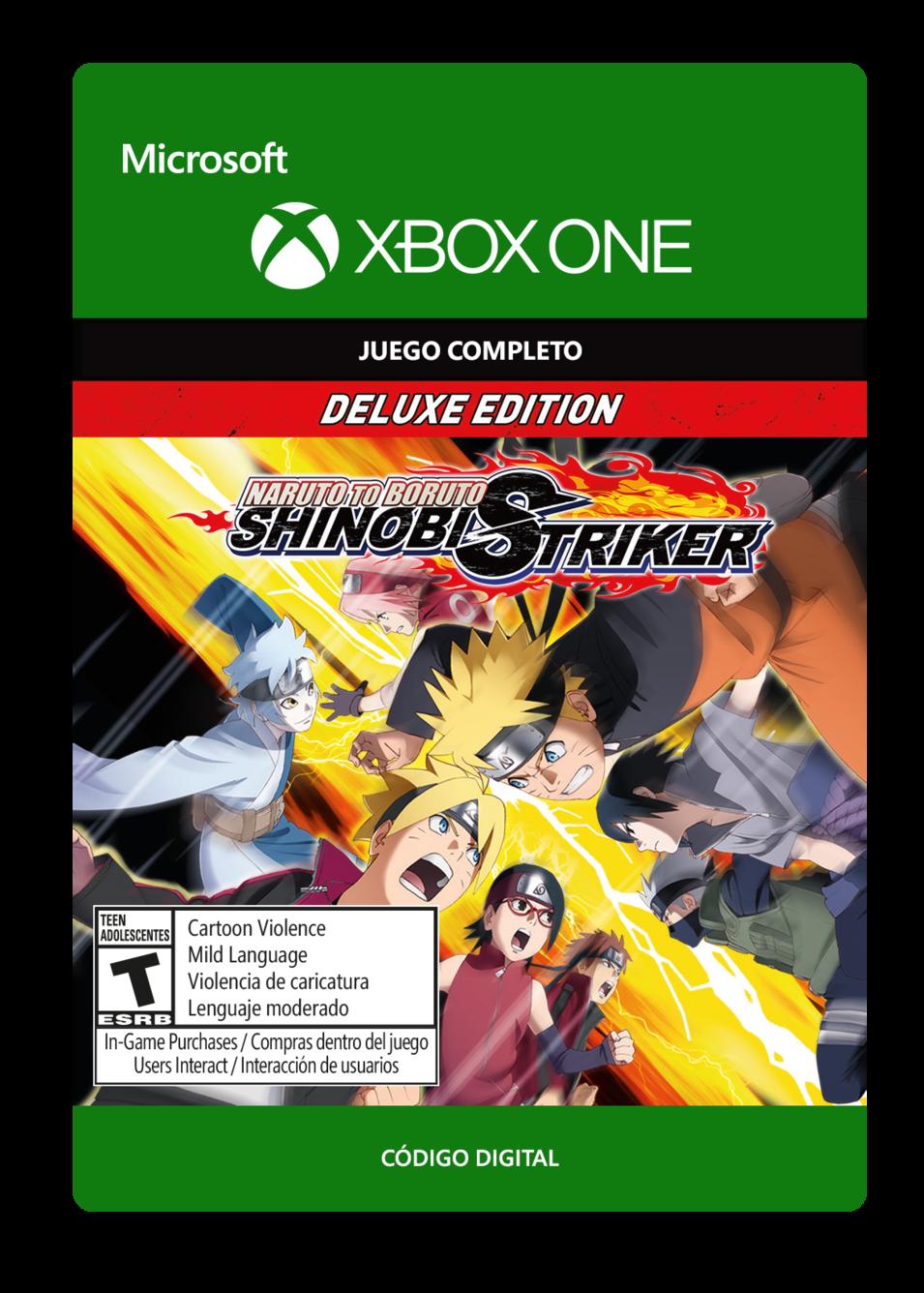Naruto To Boruto Shinobi Striker - Deluxe Edition
