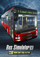 Bus Simulator 16 - MAN Lion´s City A47 M (DLC1)
