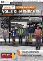 OMSI 2 - Downloadpack Vol. 5 - KI-Menschen (DLC)