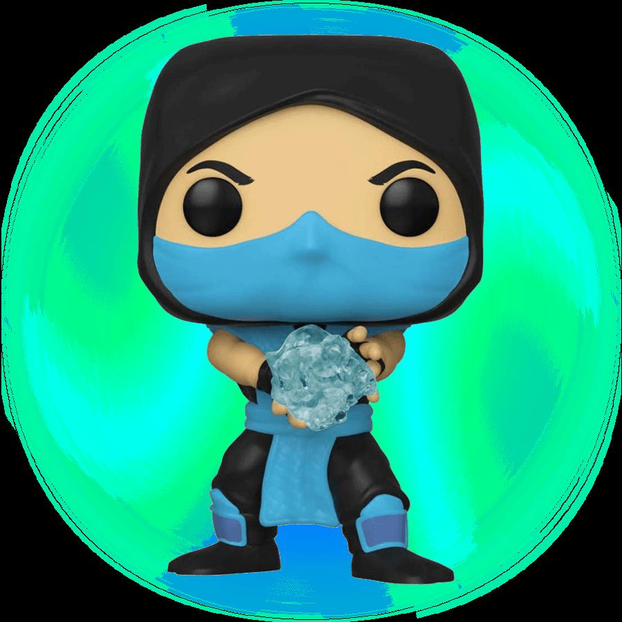 Funko Mortal Kombat SubZero