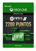 FIFA 18 Points Pack De 2200