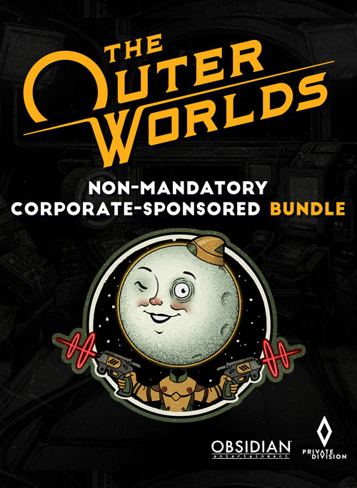 The Outer Worlds: Non-Mandatory Corporate-Sponsored Bundle (Steam)