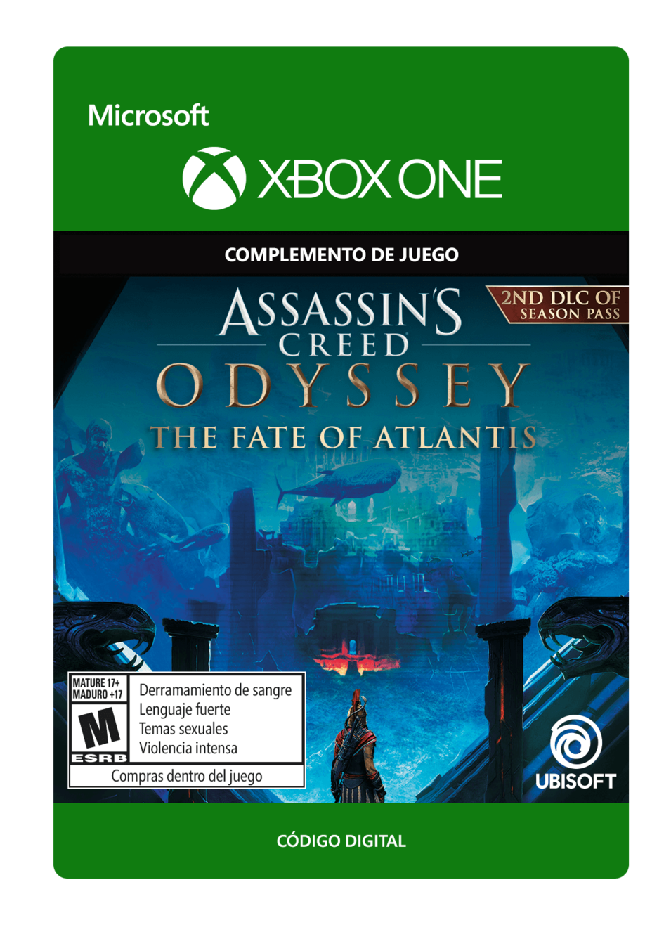 Assassin s Creed Odyssey: The Fate Of Atlantis DLC