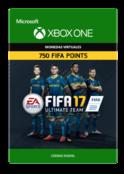 Fifa 17 Points Pack De 750
