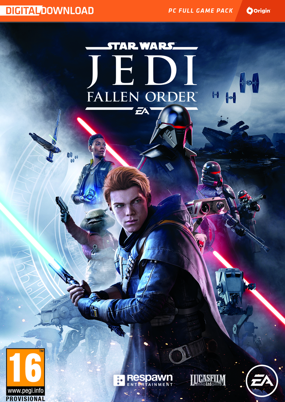 STAR WARS Jedi: Fallen Order(ANZ+ASIA+NCSA) - Origin