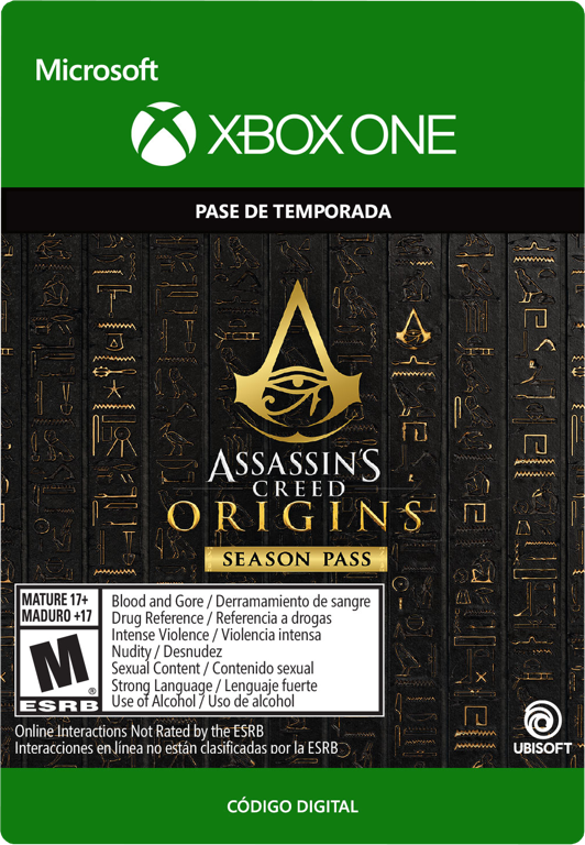 Assassin s Creed Origins: Pase de Temporada