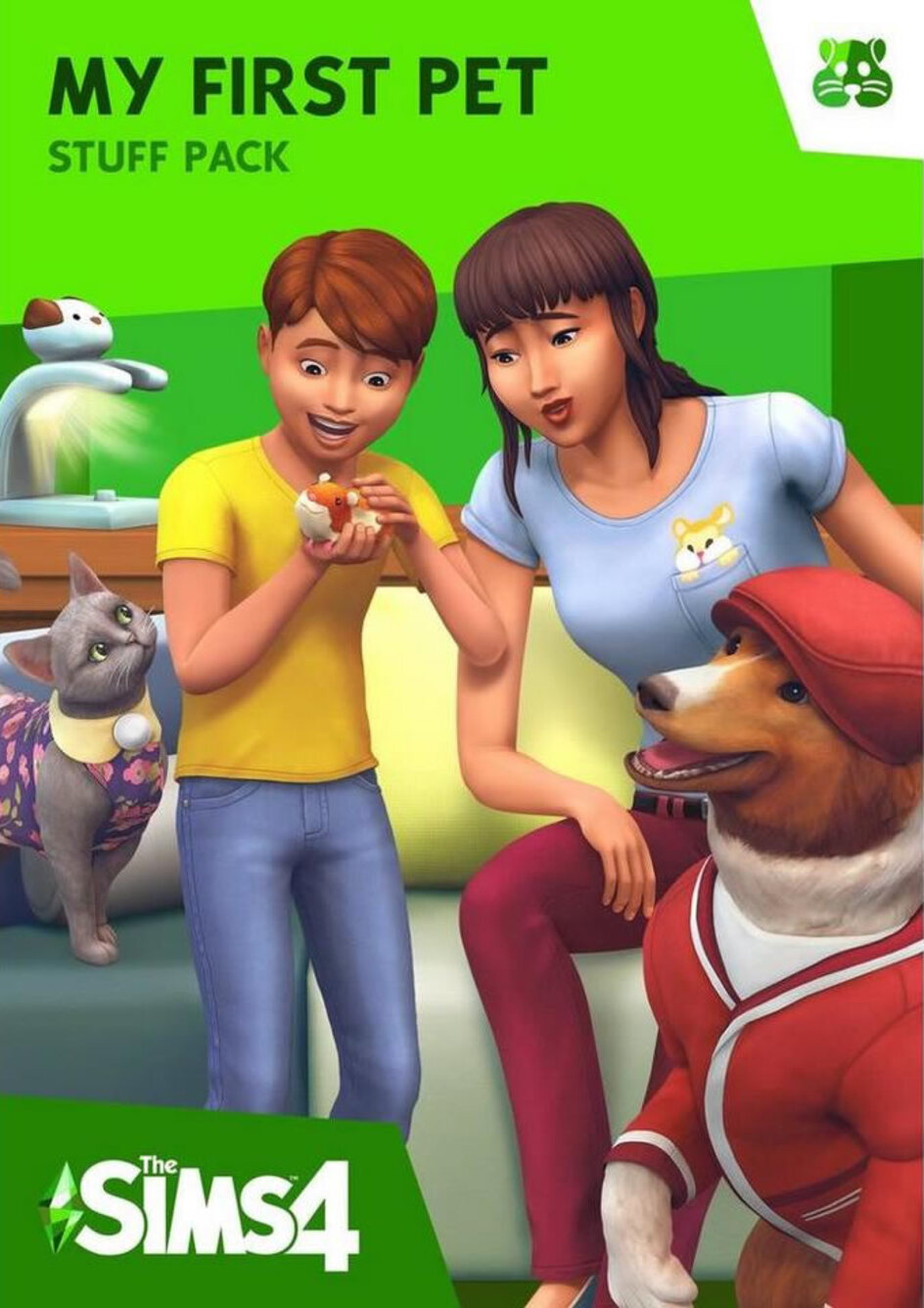 The Sims 4 My First Pet Stuff - Origin