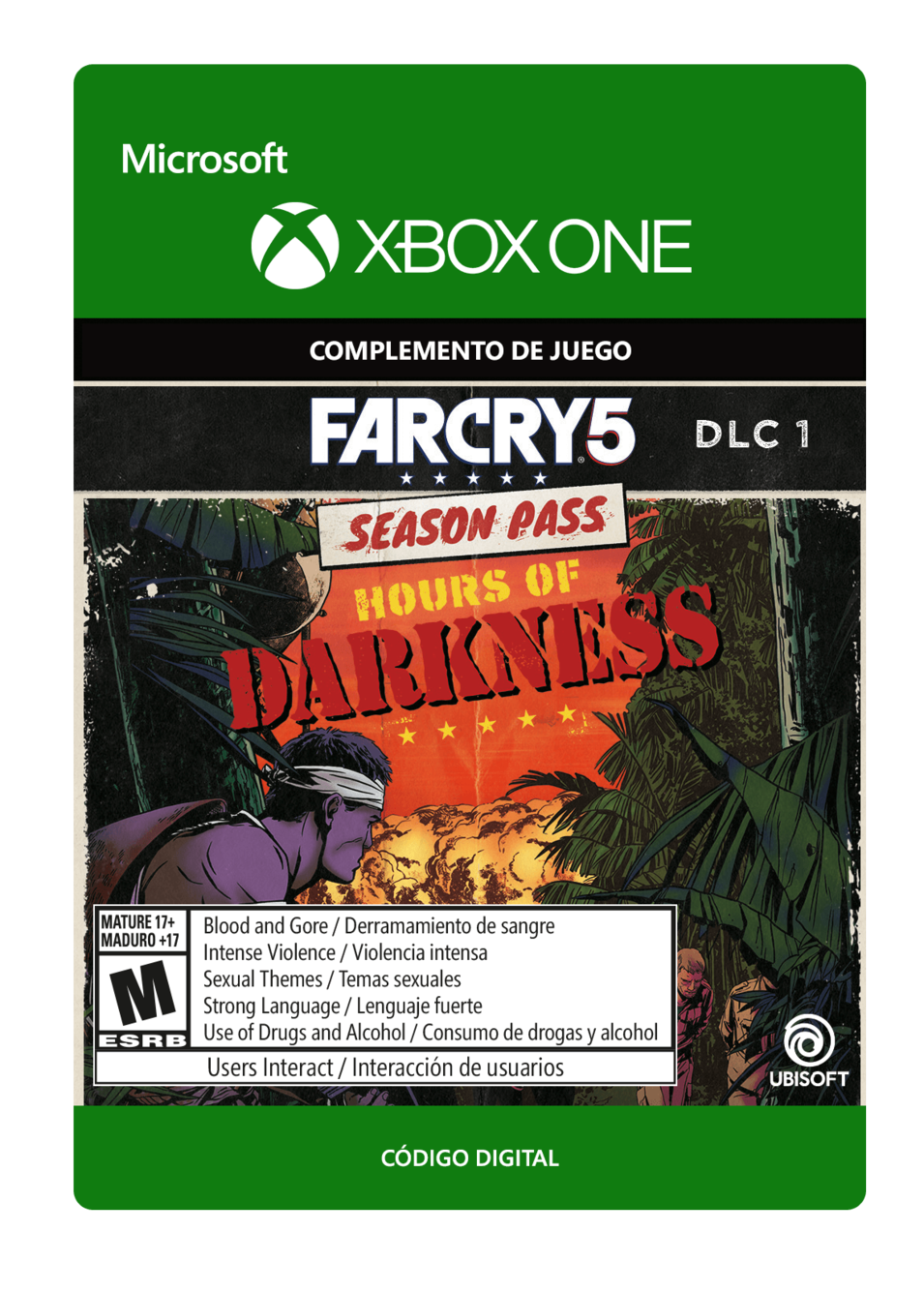 Far Cry 5 - Horas de Oscuridad DLC