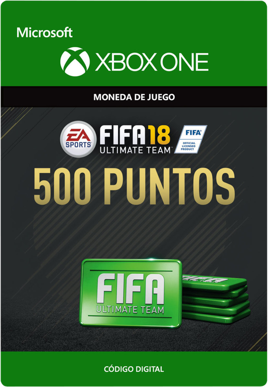Fifa 18 Points Pack De 500