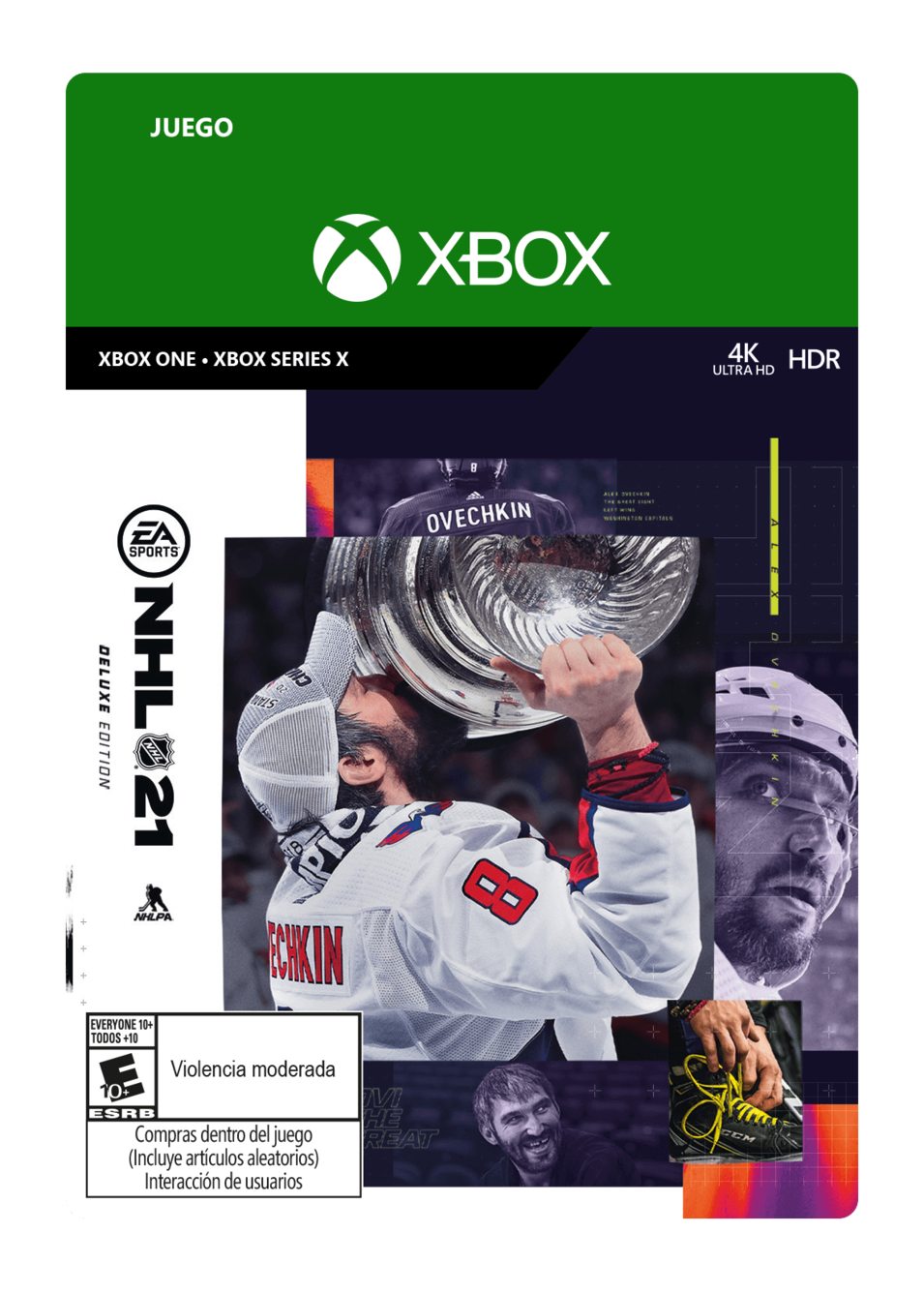 NHL 21: Deluxe Edition