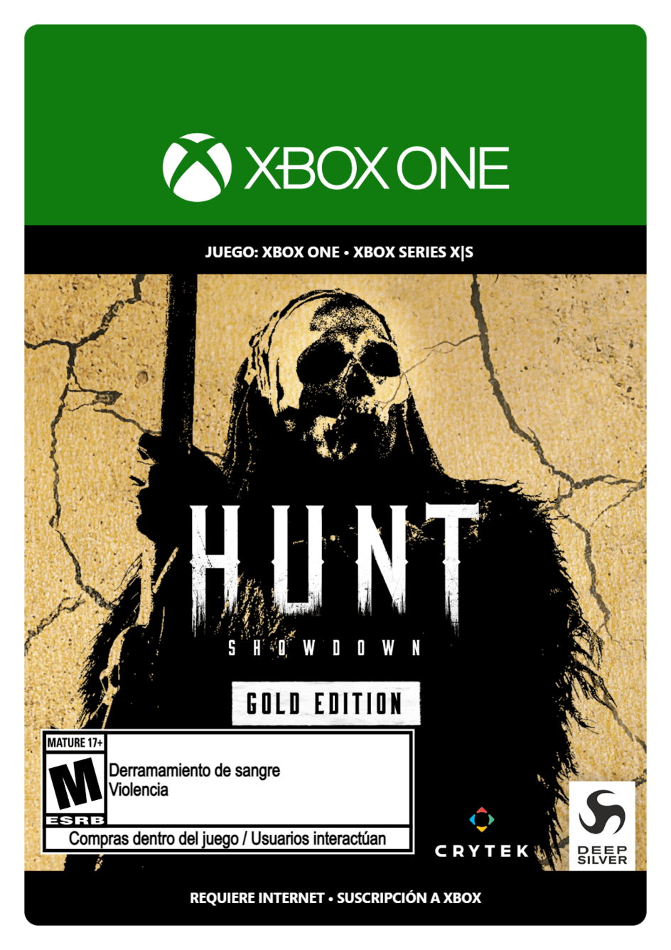 Hunt: Showdown Gold Edition