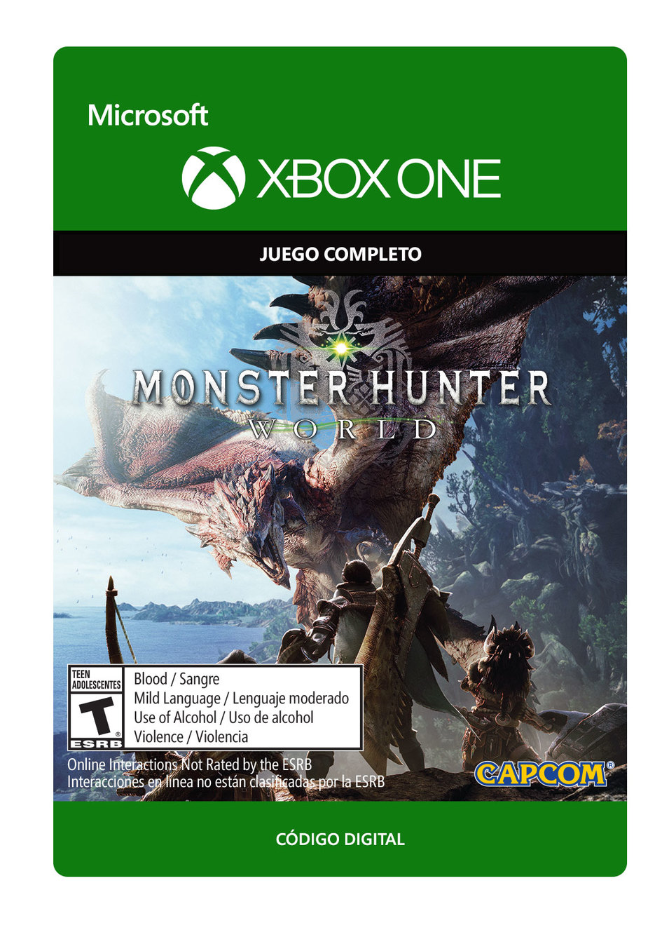 Monster Hunter: World Edición Estándar