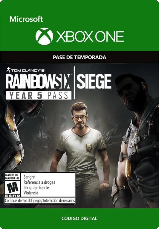 Tom Clancy s Rainbow Six Siege Year 5 Pass