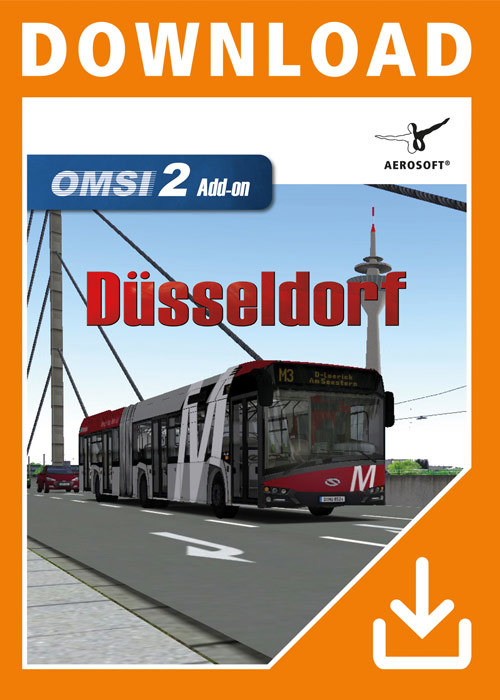 OMSI 2 Add-On Düsseldorf