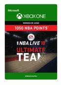 Nba Live 18: Nba Ut 1050 Points Pack