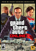 Pack De Inicio Negocios Criminales para GTA Online