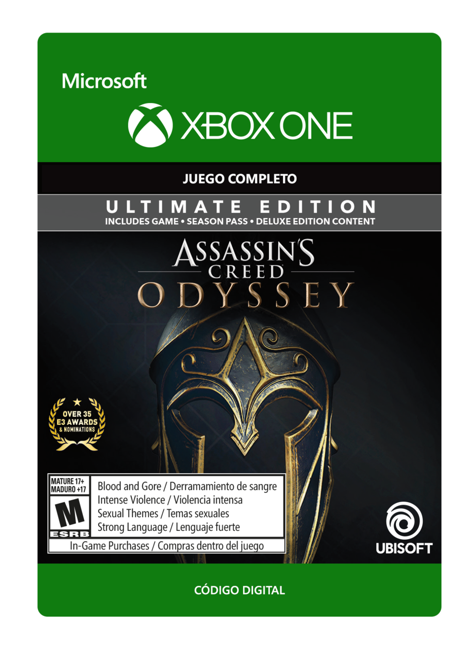 Assassin s Creed Odyssey - Ultimate Edition