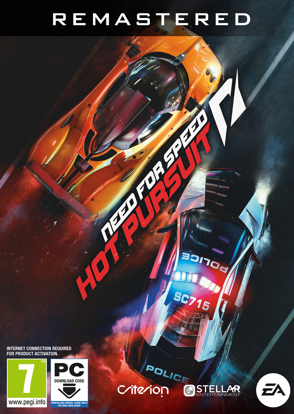 Need for Speed: Hot Pursuit Remastered - Origin