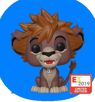 Funko Pop! Kingdom Hearts 3 Sora E3 2019 Exclusive