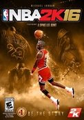 NBA 2K16 - The Michael Jordan Edition