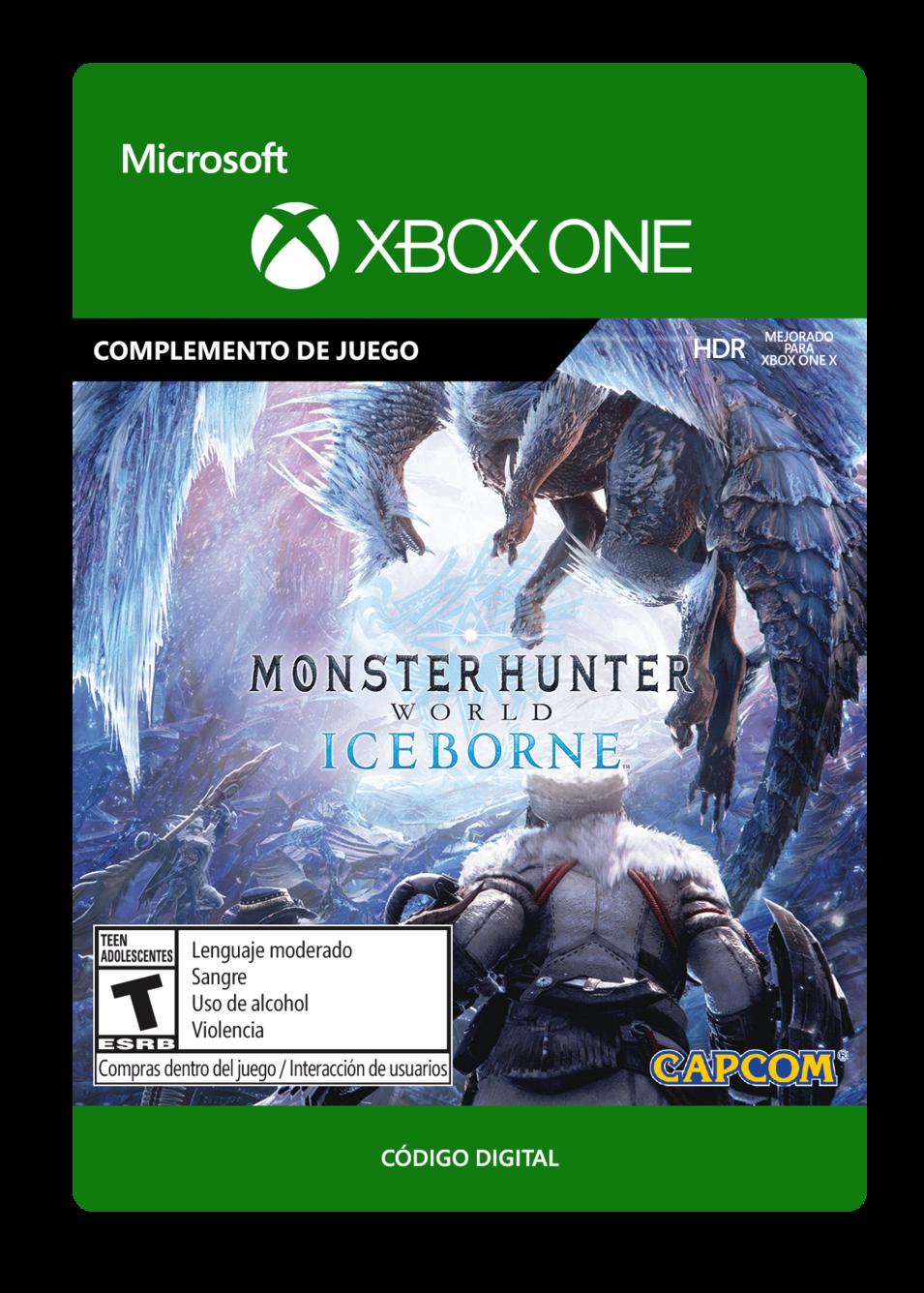 Monster Hunter World: Iceborne - DLC
