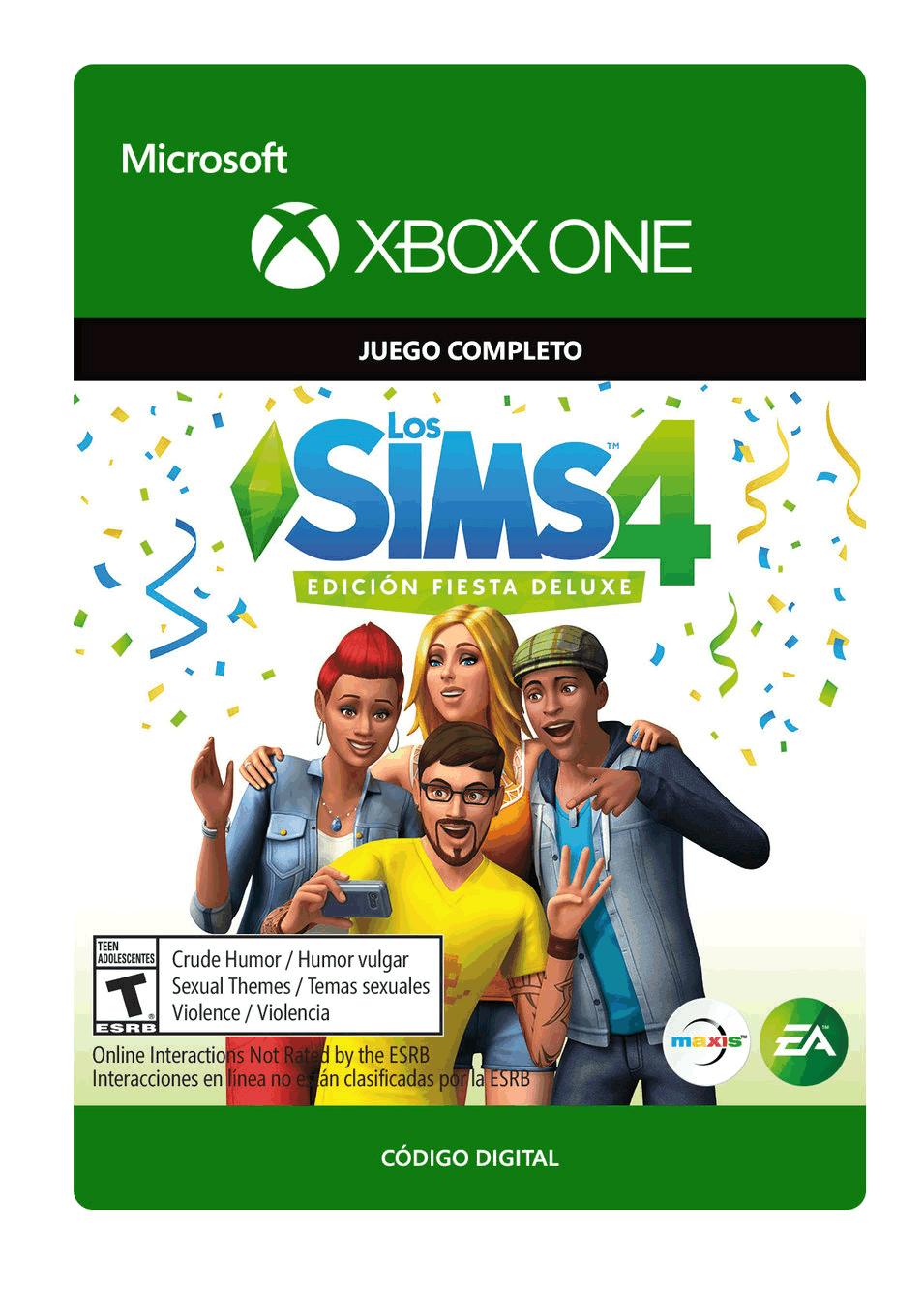 The Sims 4 Edición Fiesta Deluxe