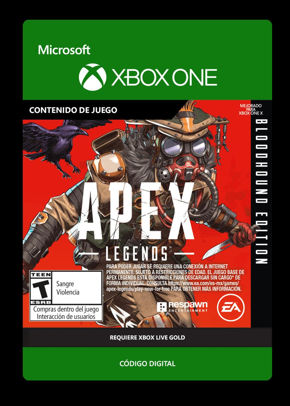 APEX Legends: Bloodhound Edition