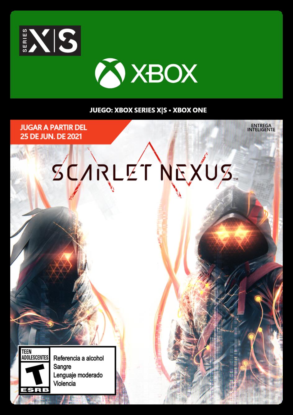 Scarlet Nexus - PRE-PURCHASE