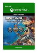 Just Cause 3 - Land, Sea, Air Expansion Pass - Xbox One - Descarga - Esd