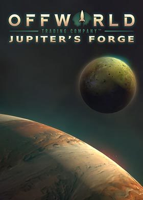 Offworld Trading Company: Jupiter s Forge Expansion Pack