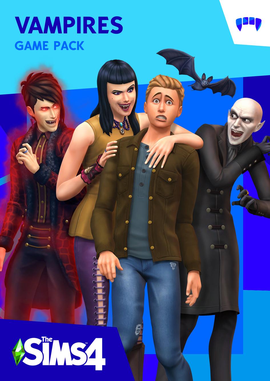 The Sims 4 Vampires - Origin