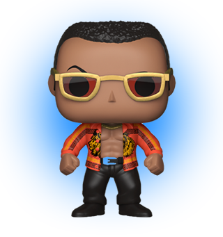 Funko Pop! WWE The Rock