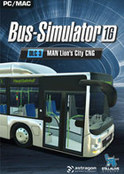 Bus Simulator 16 MAN Lion s City CNG Pack (DLC3)