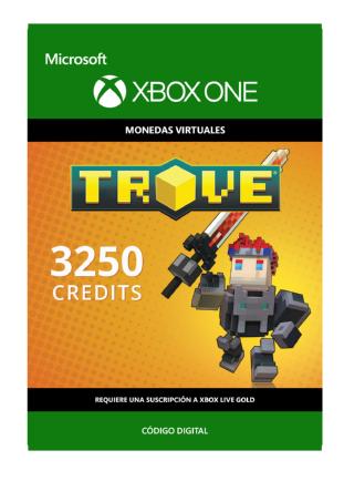 Trove 3250 Créditos