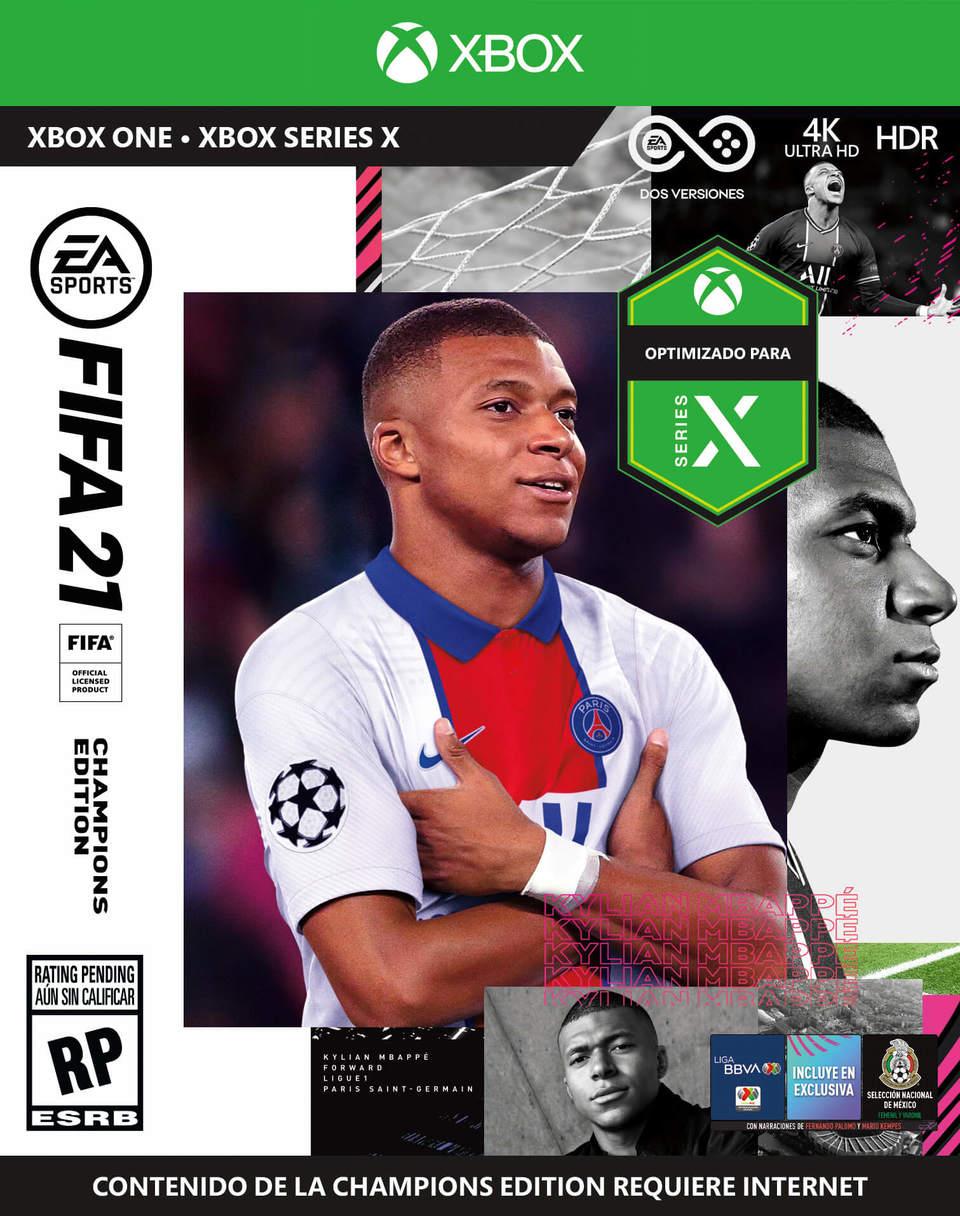 FIFA 21 Champions Edition (Pre Venta)