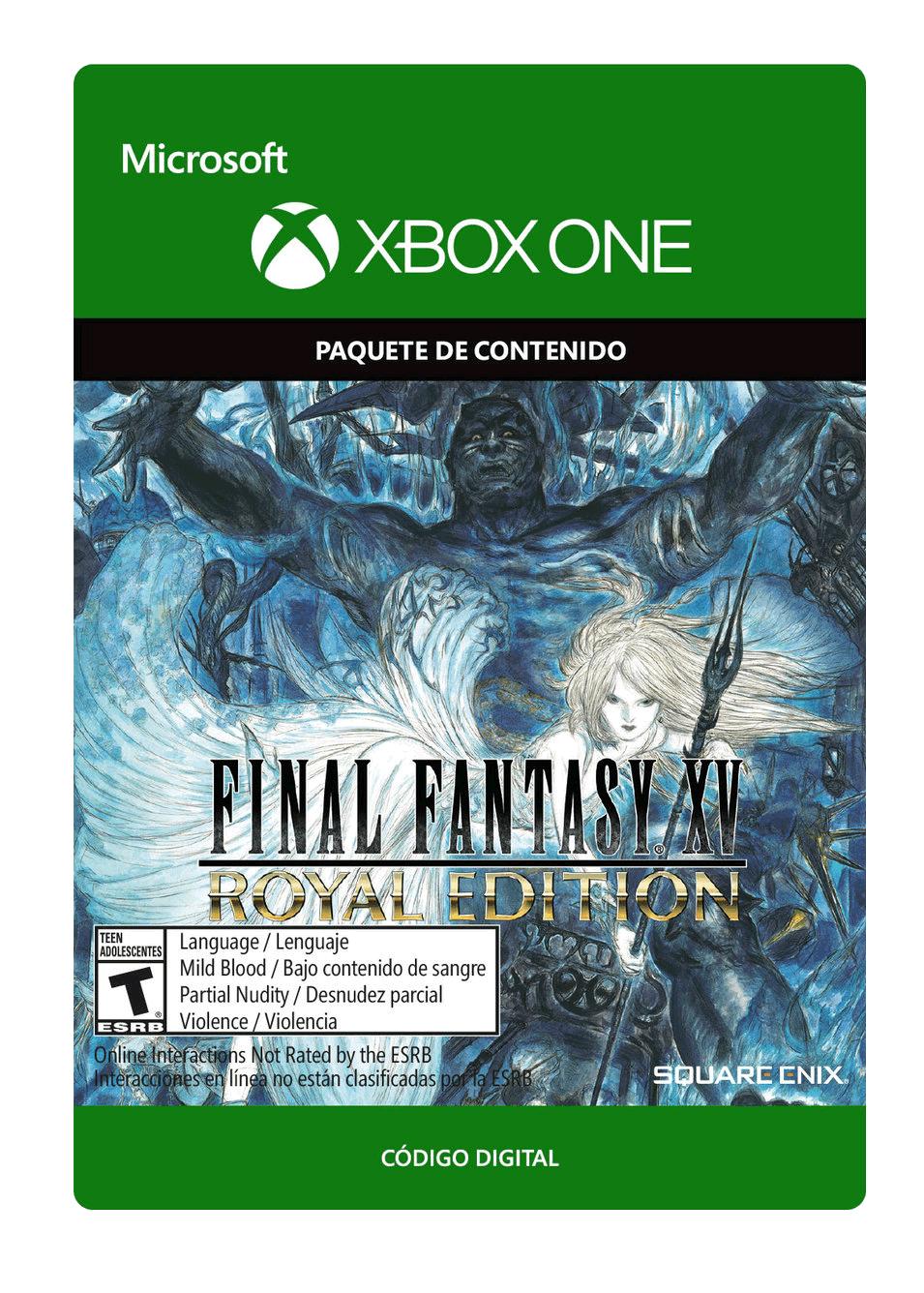 Final Fantasy XV - Royal Edition