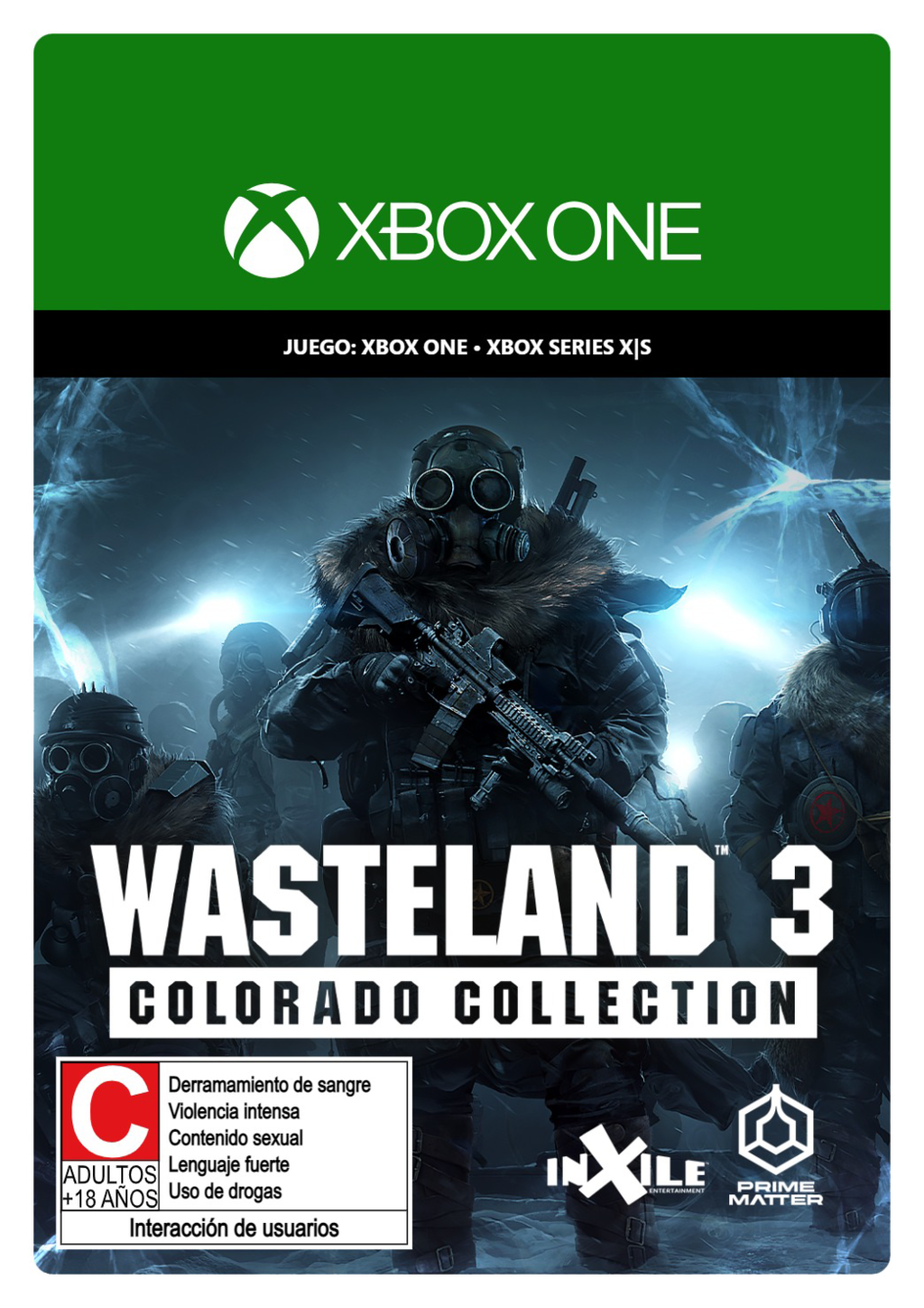 XBOX Wasteland 3 Colorado Collection - Xbox One