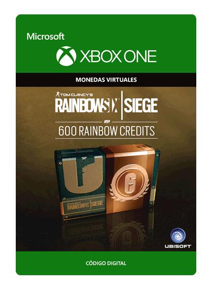 Tom Clancy s Rainbow Six Siege Currency Pack De 600 Créditos