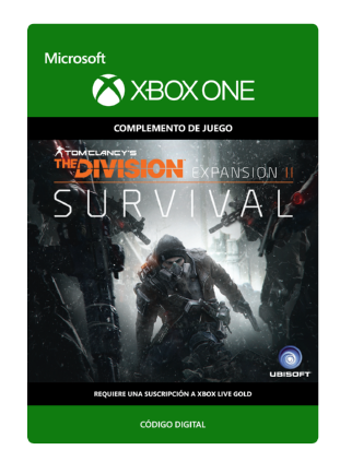 Tom Clancy's The Division™: Supervivencia
