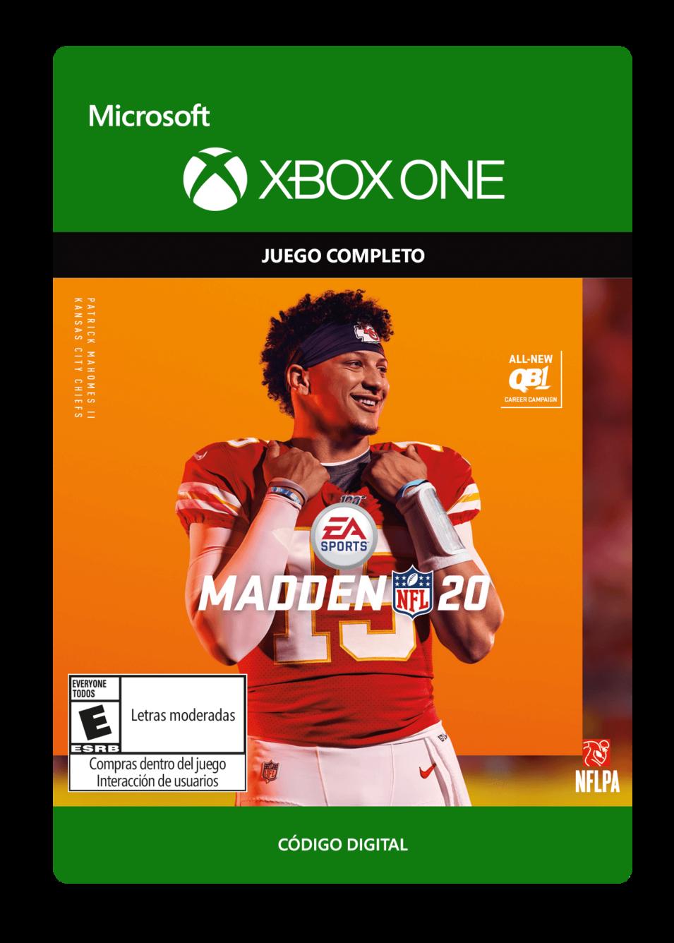 Madden NFL 20 - Standard Edition