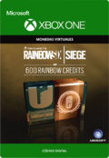 Tom Clancy s Rainbow Six Siege Currency Pack De 600 Créditos