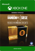 Tom Clancy s Rainbow Six Siege Currency Pack De 16000 Créditos