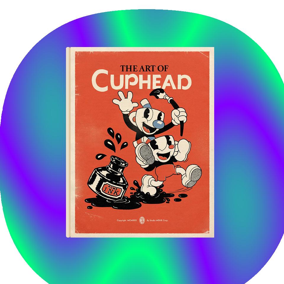 Libro The Art of Cuphead