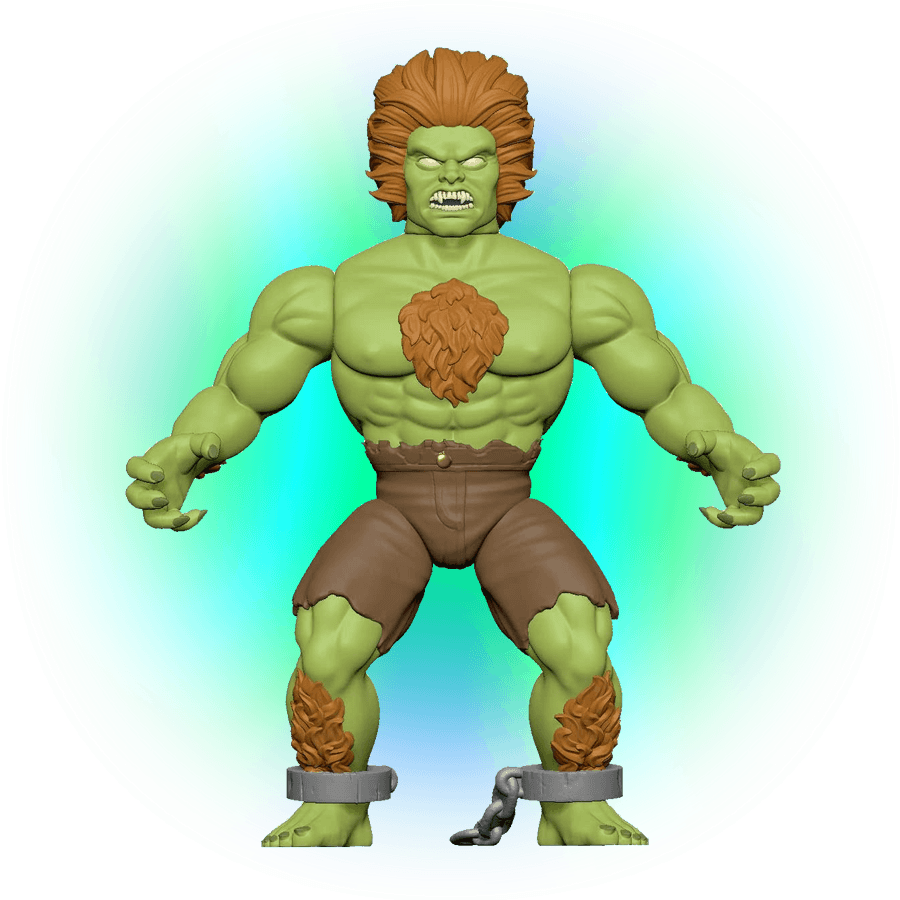 Funko Savage World: Street Fighter - Blanka
