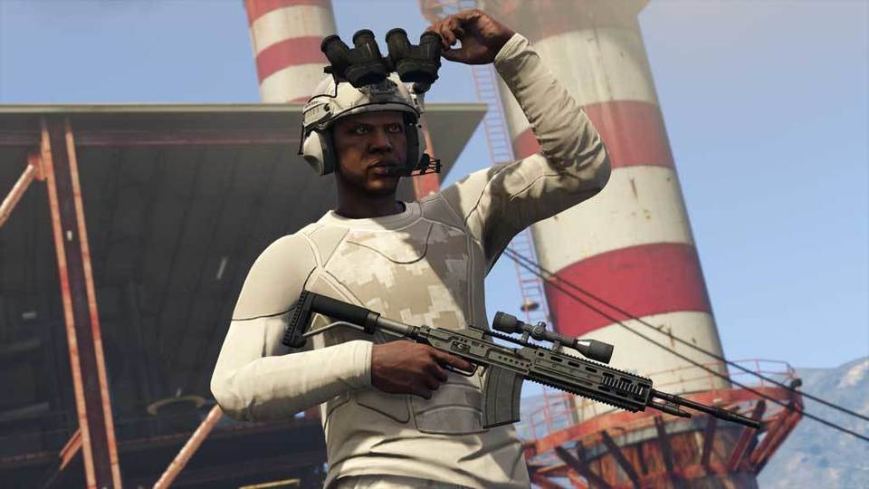 GTA V con Pack De Inicio Negocios Criminales para PC