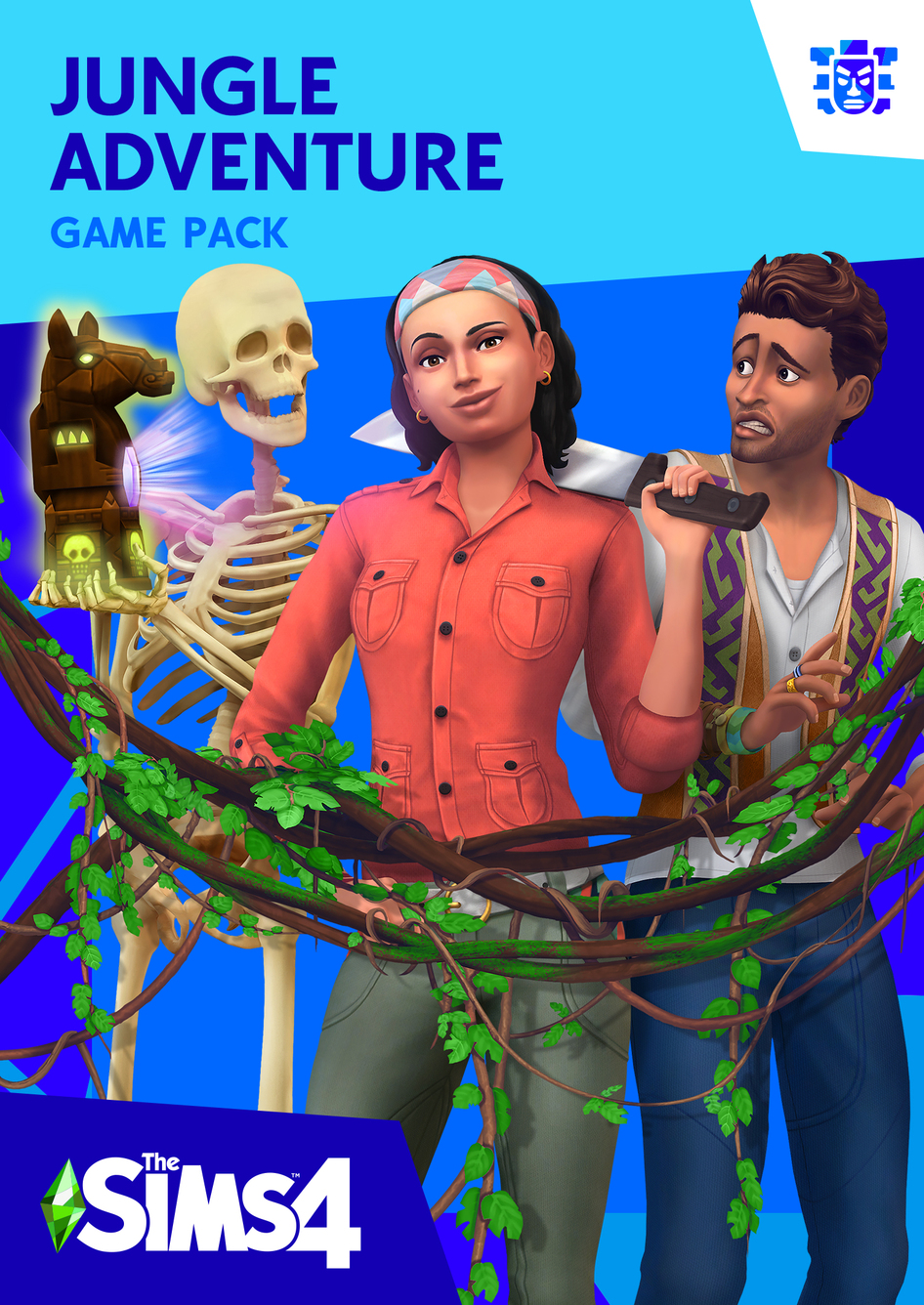 The Sims 4 Jungle Adventure - Origin